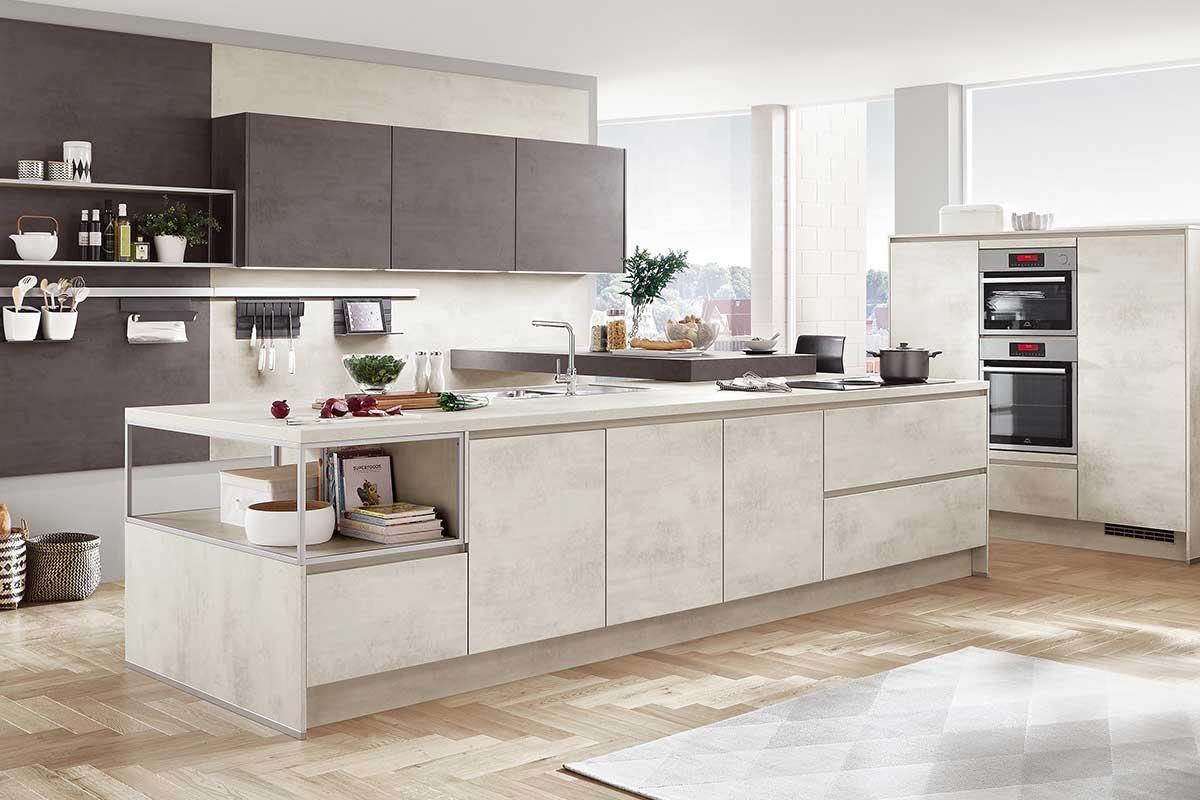 Moderne Küche - Ihr Küchenfachhändler aus Köln: Küchen Konzept Köln