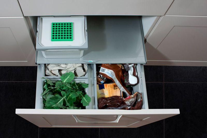 Mülltrennung - Ihr Küchenfachhändler aus Köln: Küchen Konzept Köln